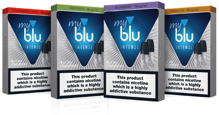 about blu products e