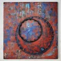 Oil Drum Wall Art  BluBambu