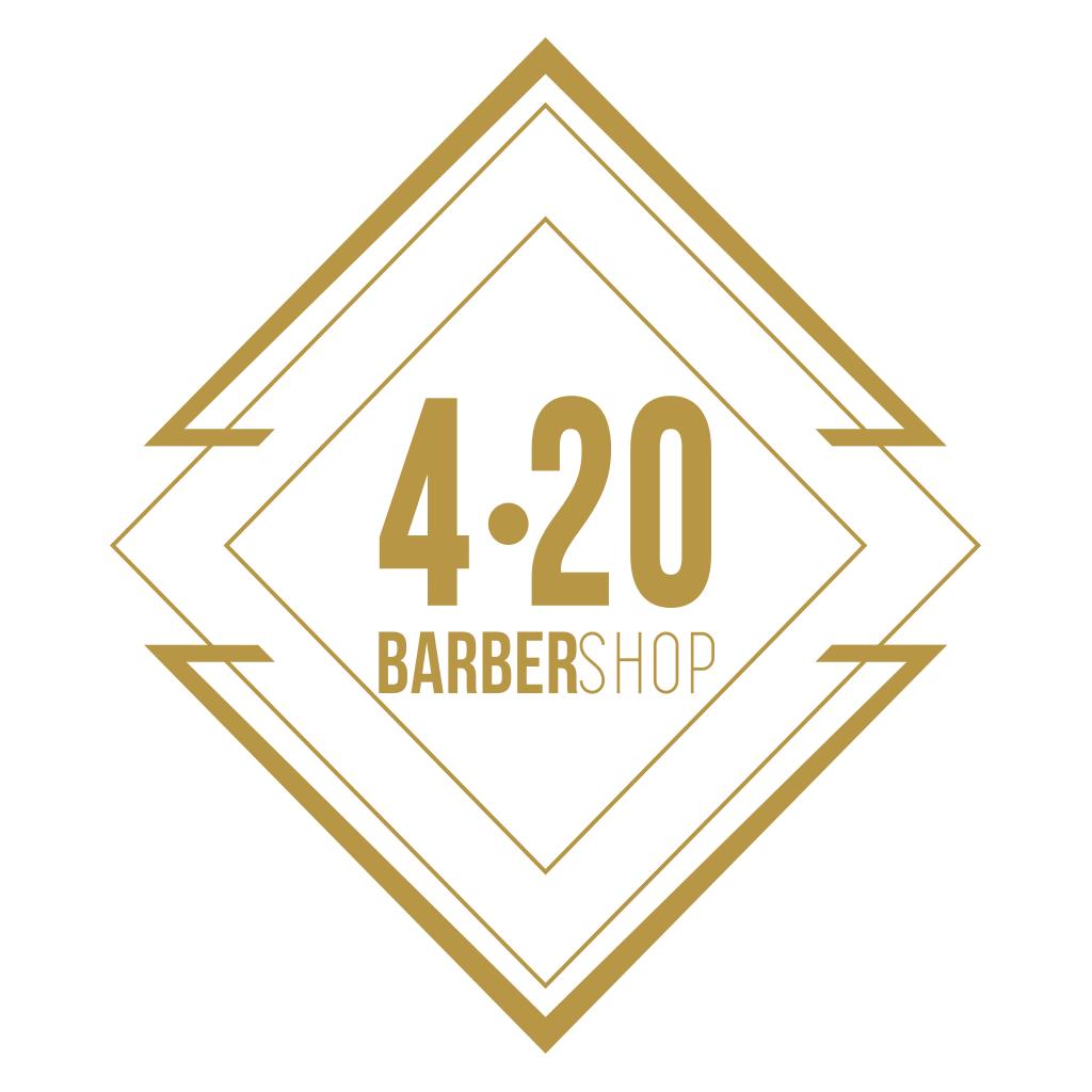 BluCactus Barber 420 Logo
