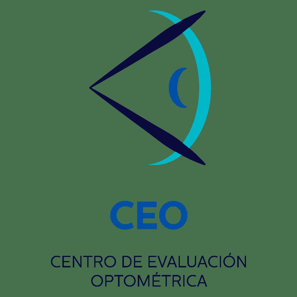 BluCactus Logotipo del Centro de Evaluación Optometrica