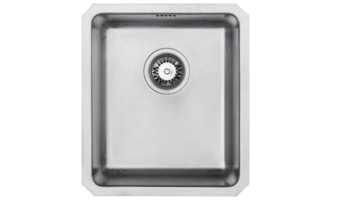 Bluci Orbit 23 Stainless Steel Single Bowl Kitchen Sink