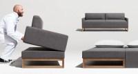 Diplomat Modern Sleeper Sofa  Queen Sofa Beds | Blu Dot