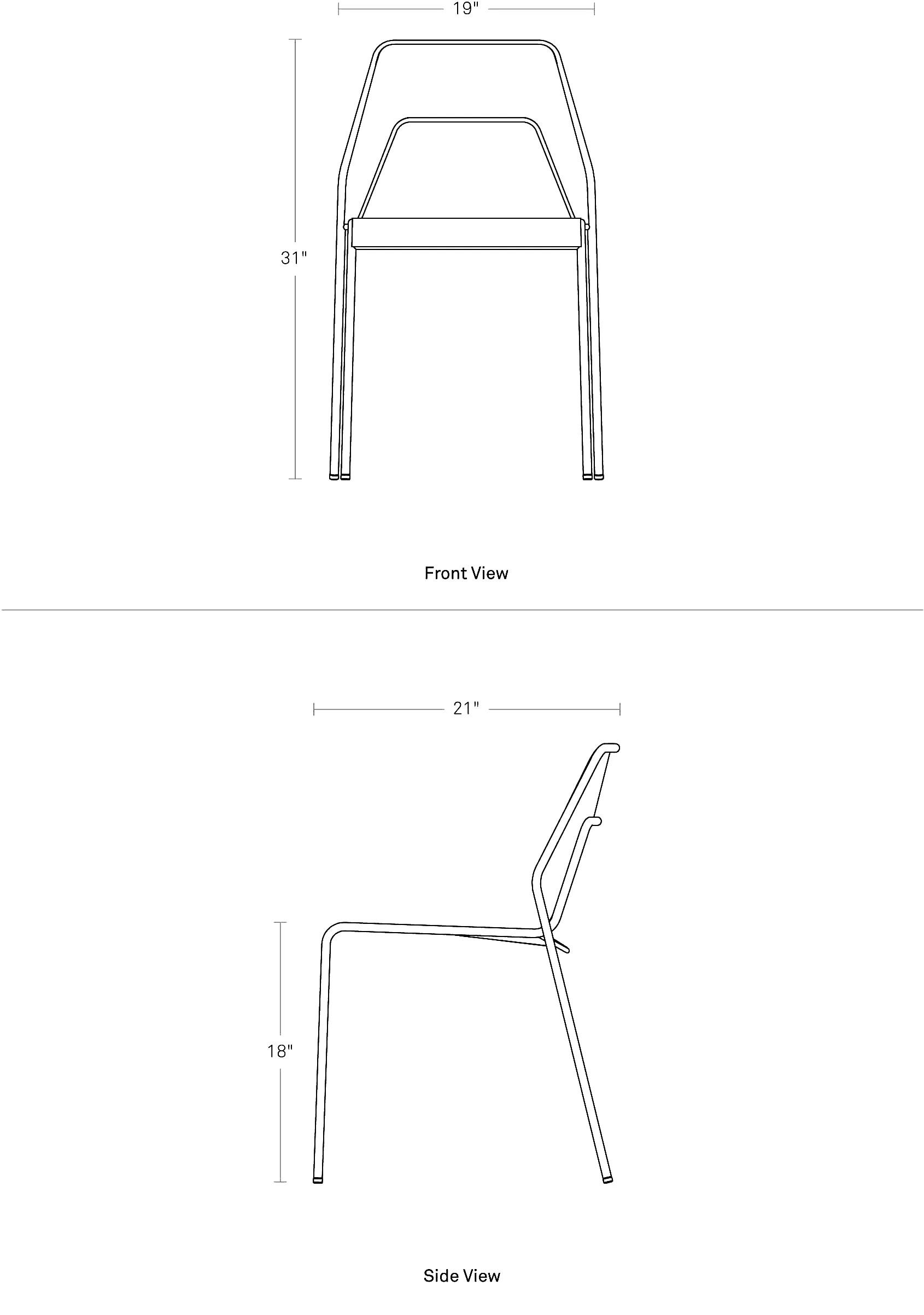wheel chair dimensions covers harrogate hot mesh patio metal chairs blu dot