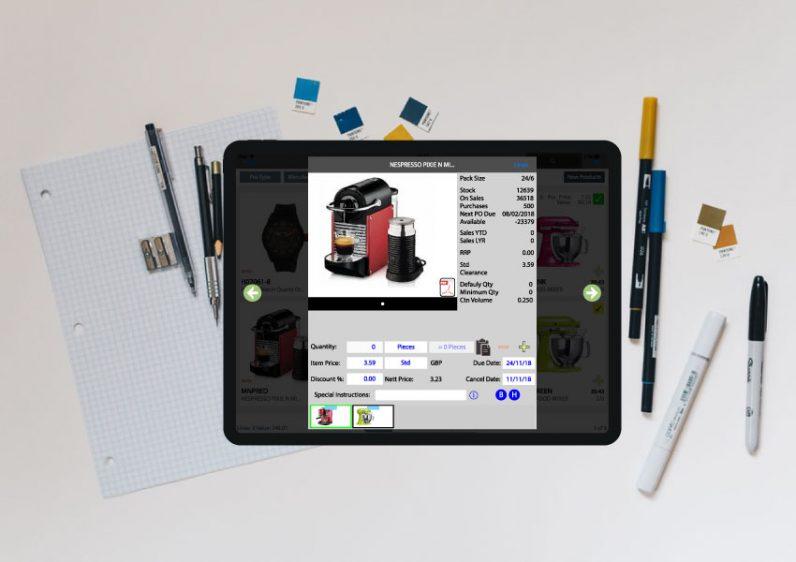 SalesPresenter - the market leading iPad sales application