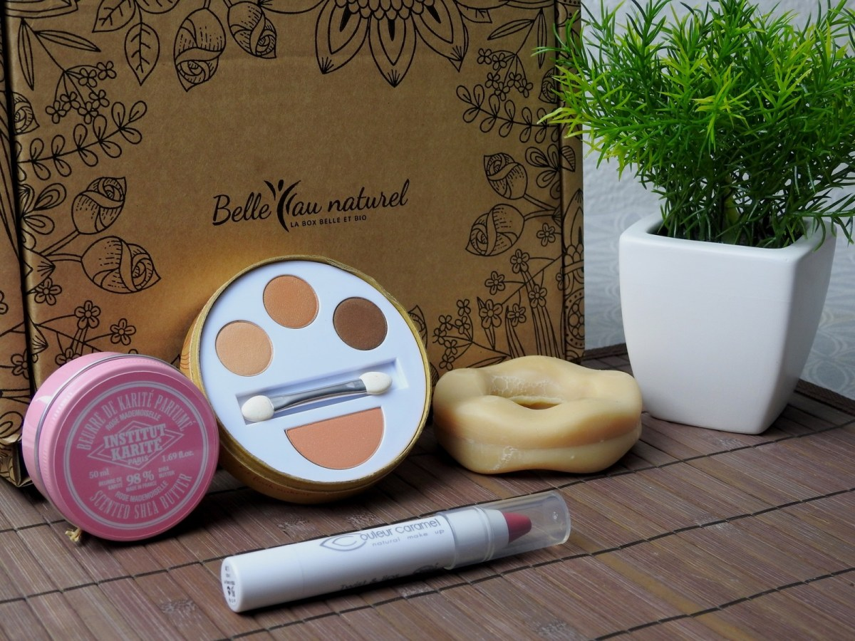 Test et avis de la box bio belle au naturel !