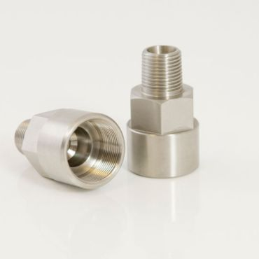 CNC Machining Stainless Steel Image 5