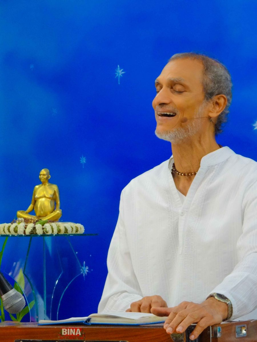 Satsang with Sri Vasudeva