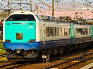 """Limited Express """"Hokuetsu"""""""