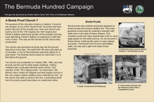 A Bomb Proof Church