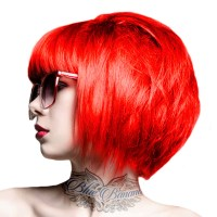 Crazy Color Semi-Permanent Fired Red Hair Dye, Hair Dye UK