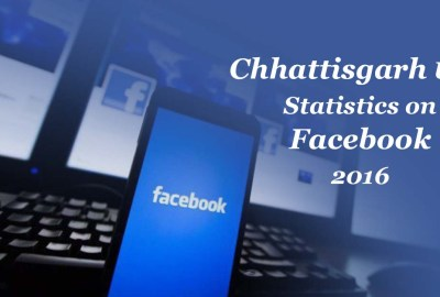 Top chhattisgarh cities on facebook
