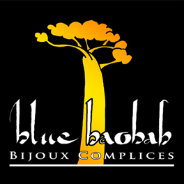 bijoux nature blue baobab logo