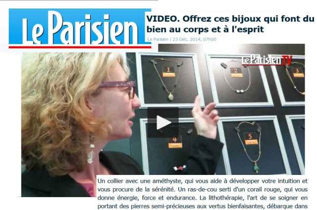 numérologie lithothérapie Le Parisien Blue Baobab