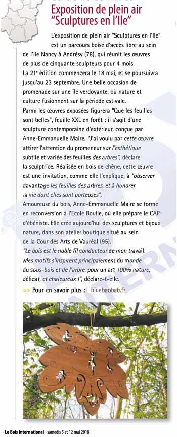 le-bois-international-sculpture-anne-emmanuelle-maire-2018