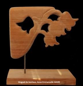 sculpture-bois-muguet-bonheur-anne-emmanuelle-maire