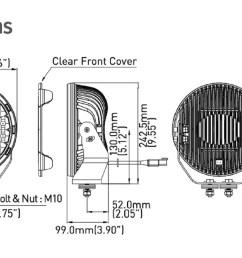 90r100w x power led driving lights [ 1600 x 924 Pixel ]