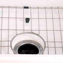Kitchen Sink Grids Design App For Sinks