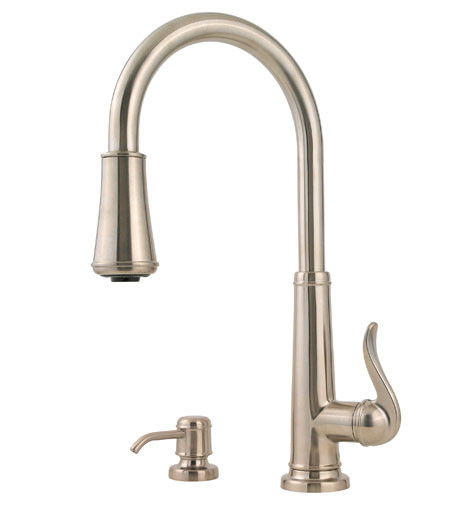 price pfister kitchen faucet pull out Price Pfister GT529-YP Pull Out Kitchen Faucet