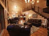 5-S Cabin - Luxury Cabin | Broken Bow, OK | Blue Beaver Cabins
