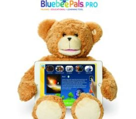 Sammy the Bear pro -Talking Educational Learning Tool