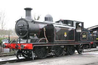 Bluebell Railway Locomotives LBSCR E4 Birch Grove