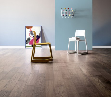 Michelangelo dark Sustainable Oak Wooden Flooring