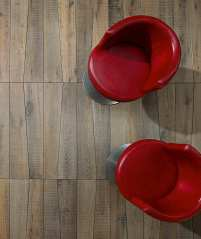 Contemporary Wooden Flooring Design