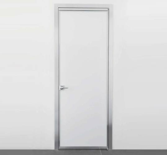 White pivot interior Door design