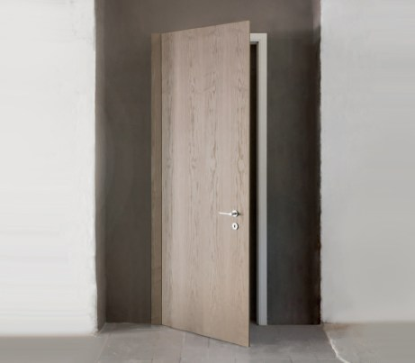 Lightweight frameless interior Door