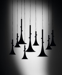 Tulip Pendant Lighting from ITALAMP