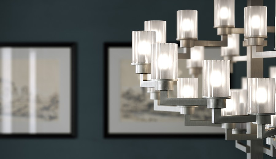 Italamp Chandelier Lighting Design