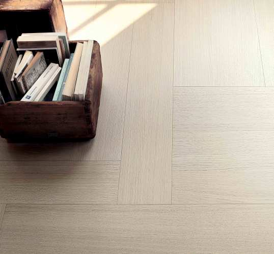 Cubist Wooden Flooring mixed boards