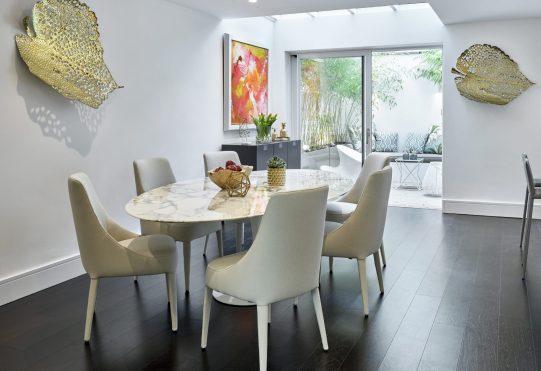ES Finestra New Glazing at Pembridge Villas
