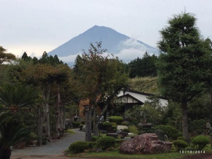 Mt. Fuji 10/10/2014