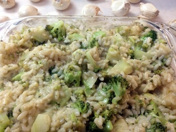 20141220 broccoli cheddar risotto