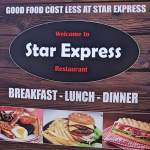 cafe star express logo