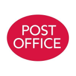 post office logo square