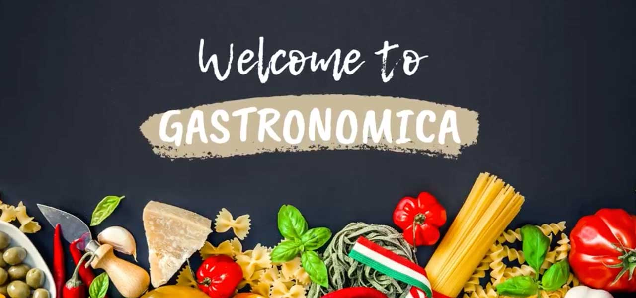Welcome to Gastronomica