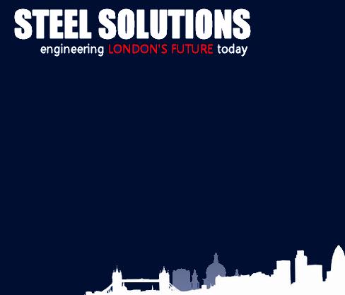 Blue Bermondsey Business Steel Solutions London