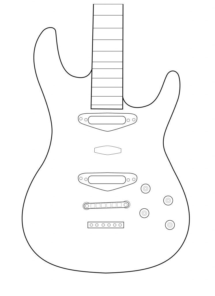 Create Your Custom Guitar