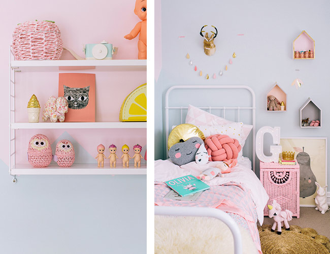 Ambiance pastel  Blueberry Home