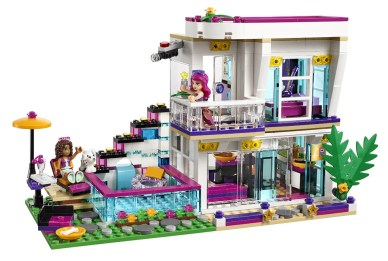 Livis Pop Star House Front