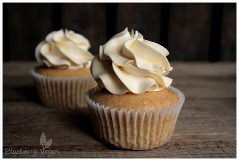 Vanille - Cupcakes