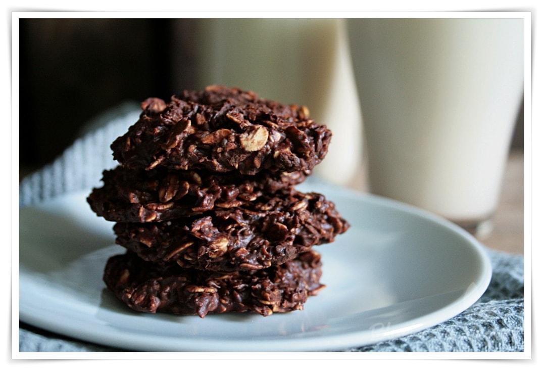 [cml_media_alt id='6055']No Bake Haferkekse mit Schokolade[/cml_media_alt]