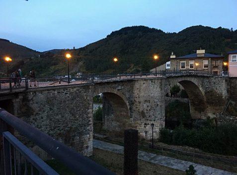 Villafranca del Bierzo -> O Cebreiro