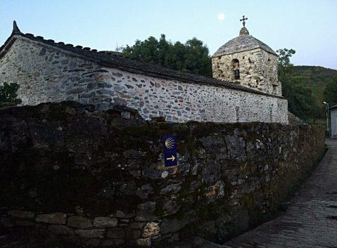 O Cebreiro -> Triacastela