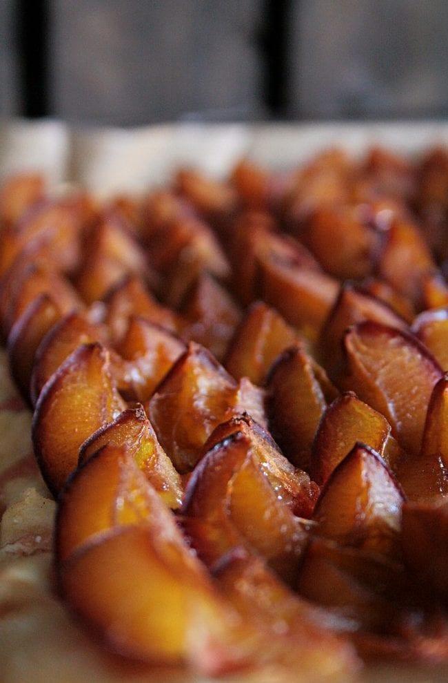 Pflaumenkuchen mit veganem Quark-Öl-Teig