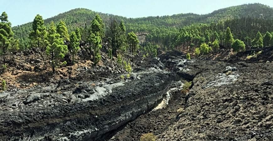 Wandern auf La Palma – Von San Nicolás zum Ort des Vulkanausbruchs des San Juan