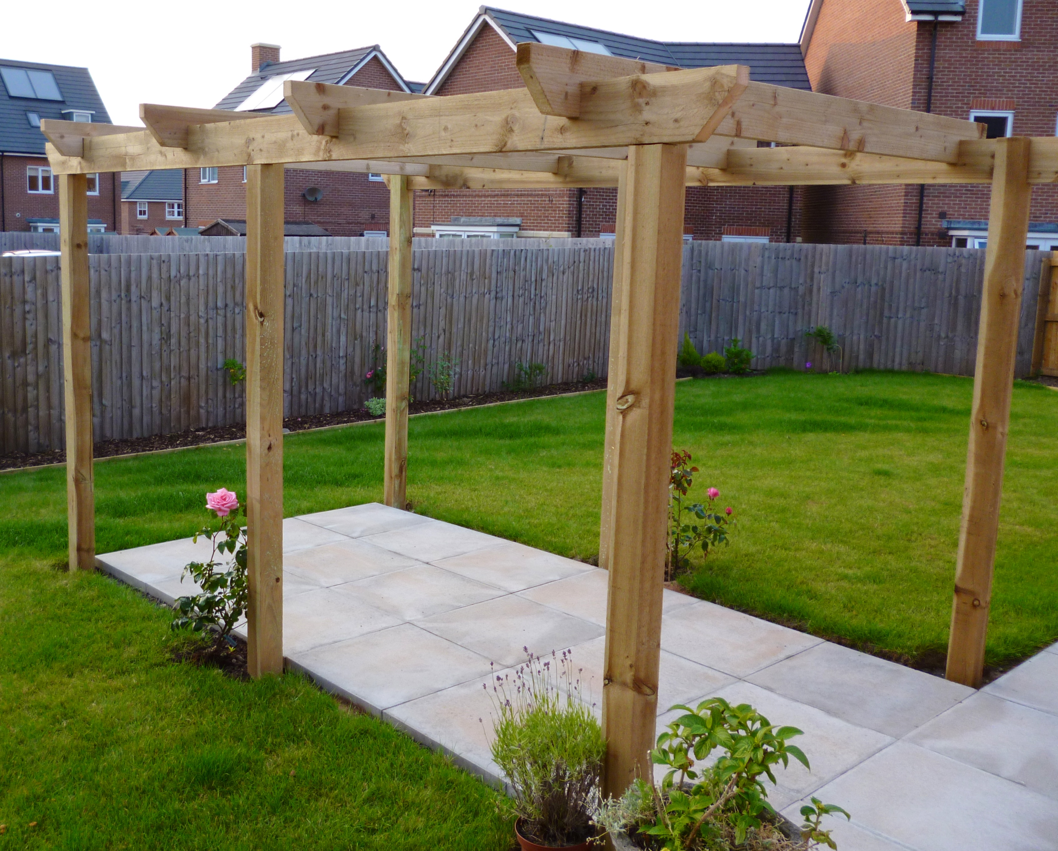 Pergolas And Decking Supplied And Fitted Across Cumbria