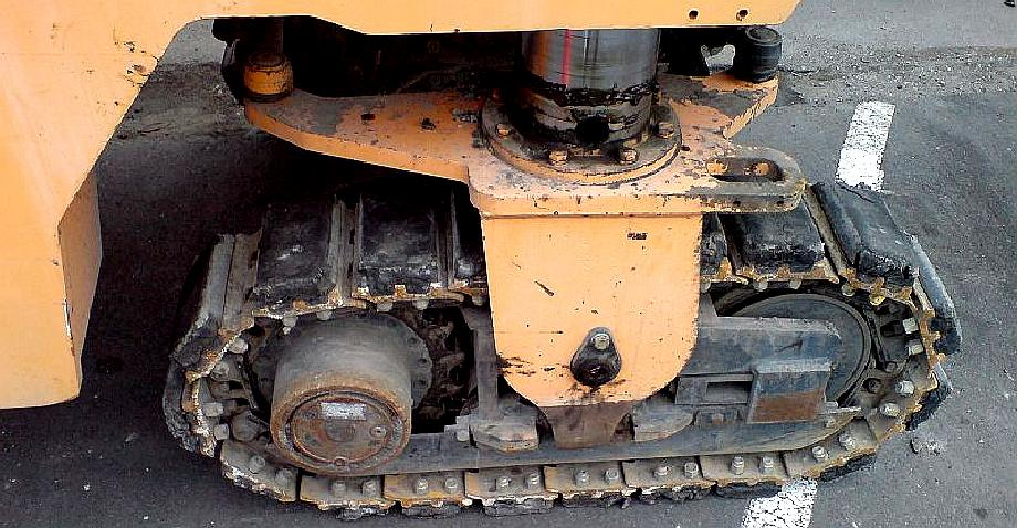 Who Invented Tracks Caterpillar